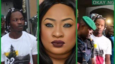 Naira Marley Collage Actress okay ng 390x220 - Nigerian actress Foluke Daramola slams colleagues for supporting Naira Marley over fraud case