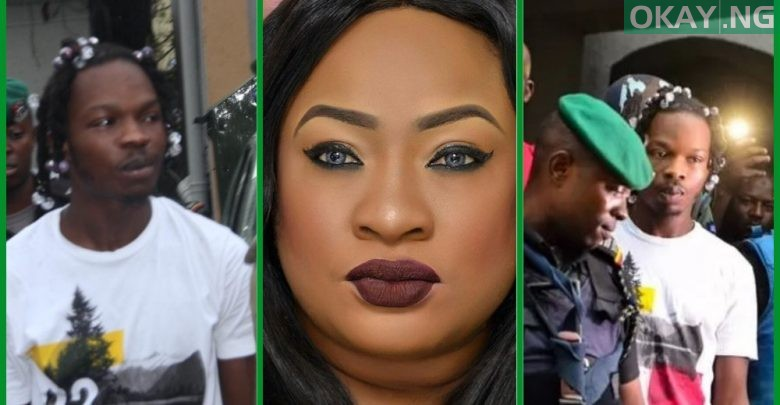 Photo of Nigerian actress Foluke Daramola slams colleagues for supporting Naira Marley over fraud case