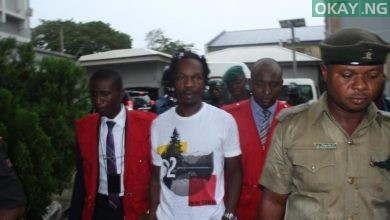 Naira Marley in court