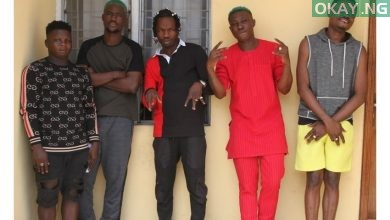 Naira Marley Zlatan Okay ng 390x220 - Naira Marley, Zlatan, others to be charged to court after spending weekend in EFCC custody