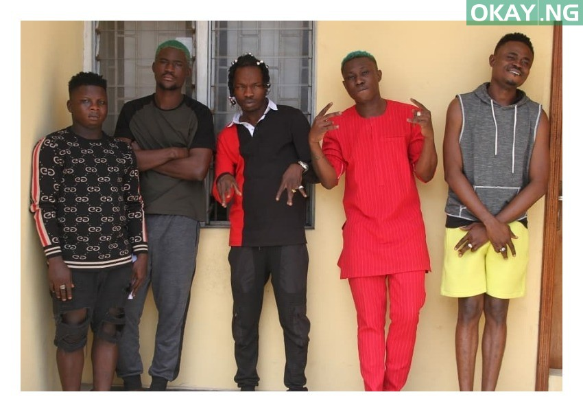 Naira Marley Zlatan Okay ng - Naira Marley, Zlatan, others to be charged to court after spending weekend in EFCC custody
