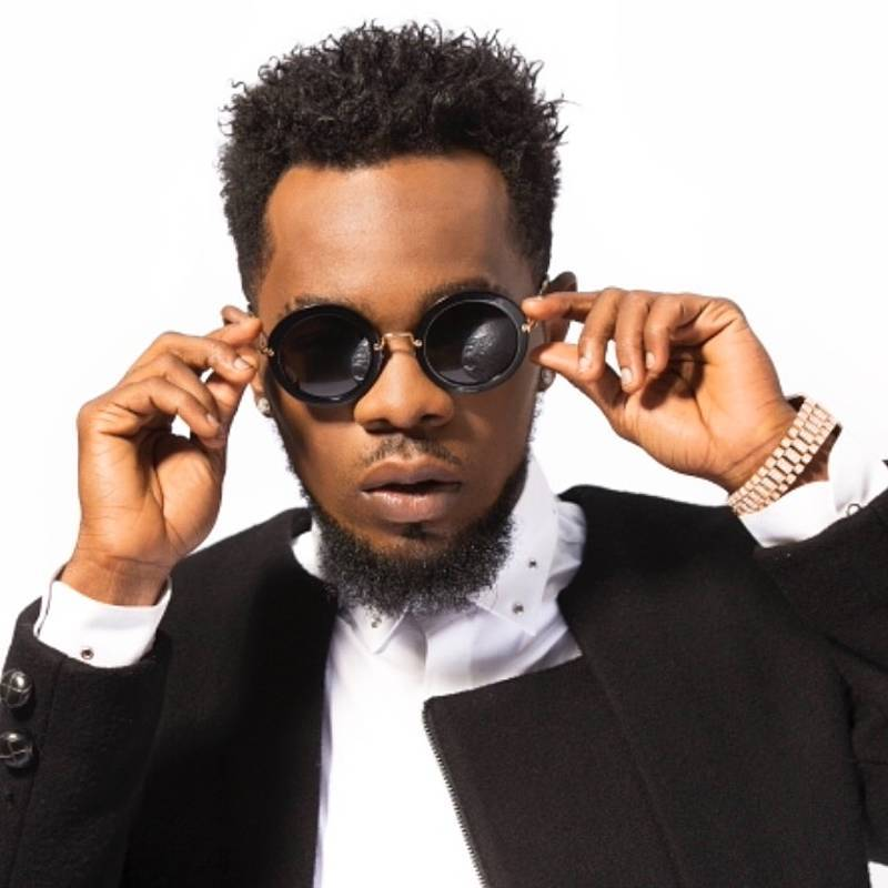 Patoranking dedicates new album to his daughter, Wilmer