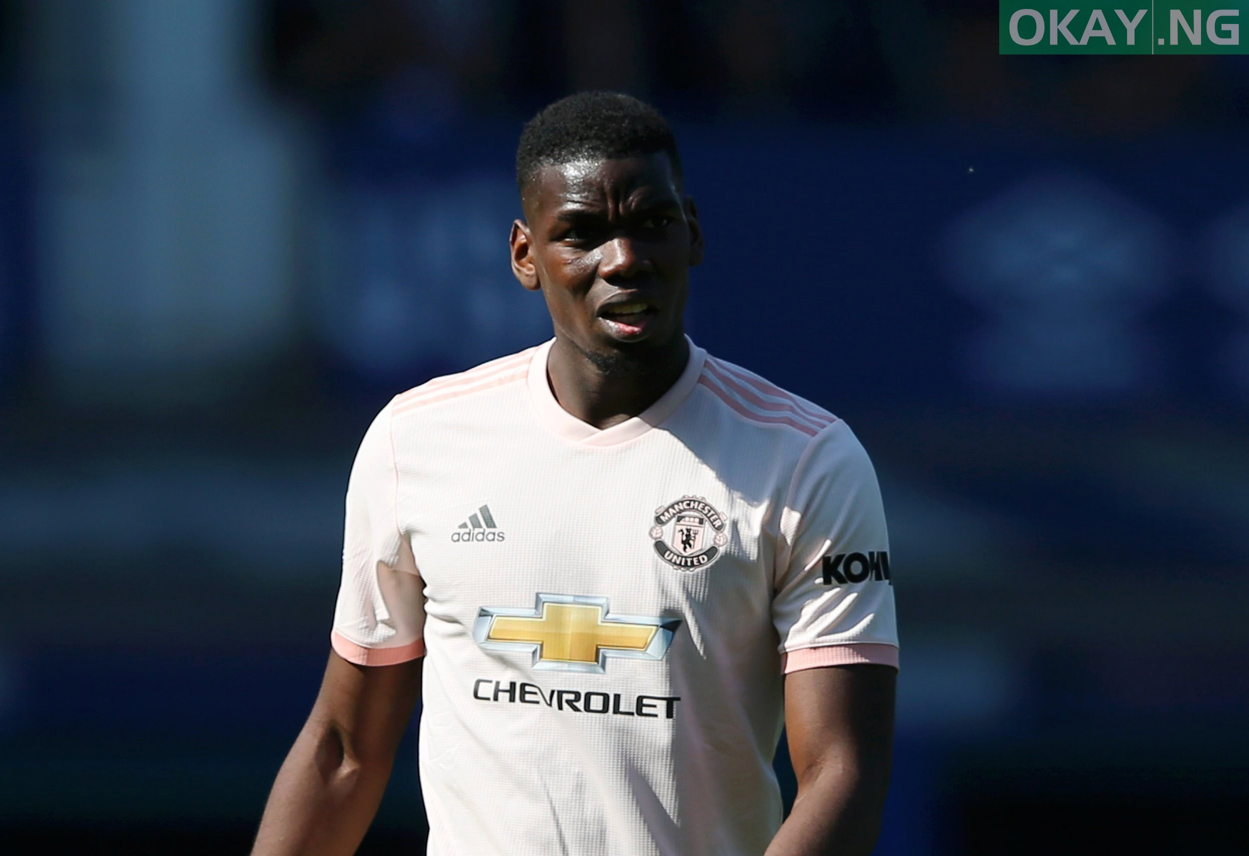 Photo of Evra reveals why Pogba will leave Manchester United