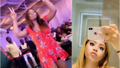 Regina Bump Collage Okay ng 390x220 - Regina Daniels shows off dancing skills in new video amid pregnancy reports