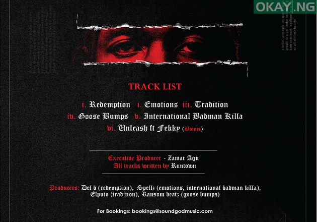 'Tradition' by Runtown
