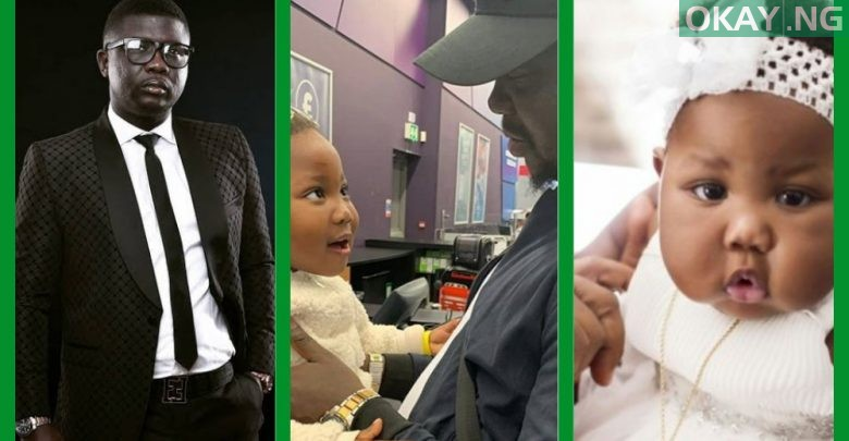 Photo of DADDY GOALS! Seyi Law posts lovely photo with his grown up daughter