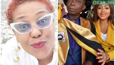 Shan George Regina Daniels Ned okay ng 390x220 - Shan George curses Ned Nwoko over marriage to Regina Daniels