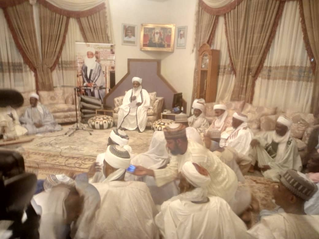 Sultan Sighting 1 - What Sultan told Muslims on Ramadan fasting starting Monday