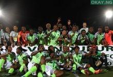 Super Falcons WAFU Okay ng 1 220x150 - Buhari praises Super Falcons for winning 2019 WAFU Women's Cup