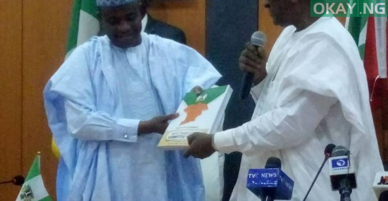 Photo of Tambuwal dissolves cabinet as first tenure ends [Photos]