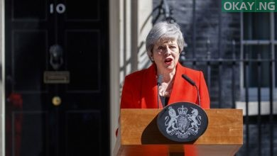 Theresa May Speaks Tears Okay ng 3 390x220 - What Theresa May said during her resignation announcement [Full Text]