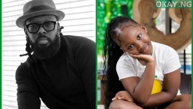 Timaya Daugther Okay ng 390x220 - Timaya shares lovely photos of first daughter on seventh birthday