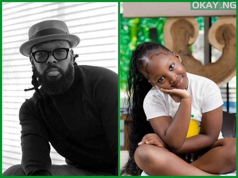 Timaya Daugther Okay ng - Timaya shares lovely photos of first daughter on seventh birthday