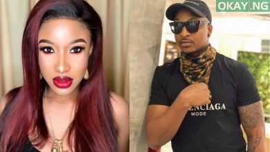 Tonto Dikeh and IK Ogbonna