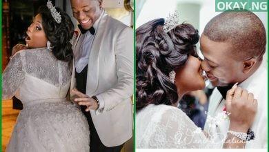 Toolz O okay ng 390x220 - Toolz Oniru pens loving message to husband as they celebrate their 3rd wedding anniversary