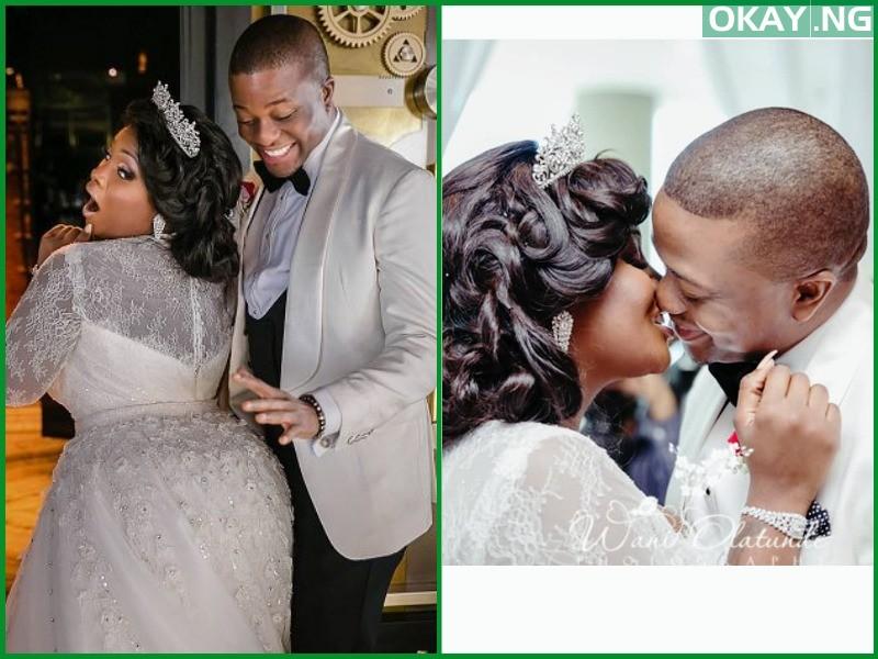 Toolz O okay ng - Toolz Oniru pens loving message to husband as they celebrate their 3rd wedding anniversary