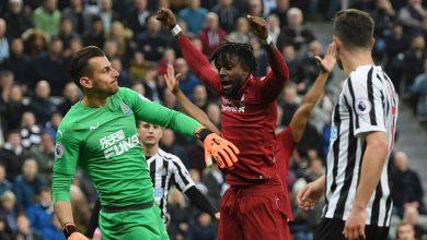 divock origi cropped 1a2bff49o9mpx10zu6ka2zmf70 390x220 - Liverpool edge Newcastle United to win 3-2 in Premier League game