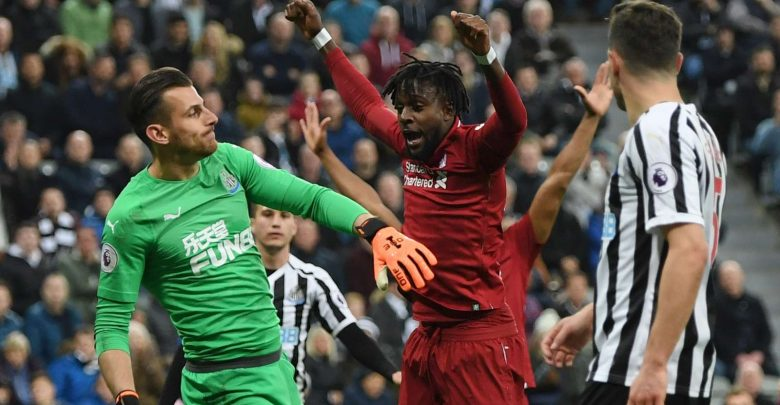 Photo of Liverpool edge Newcastle United to win 3-2 in Premier League game