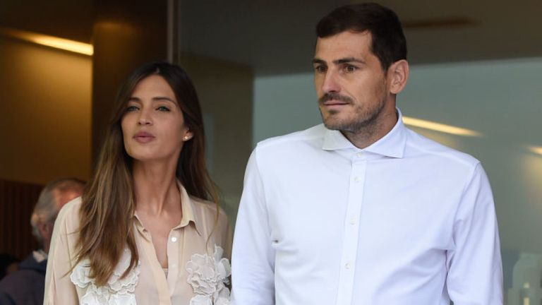 iker casillas porto Okay ng - Casillas leaves hospital days after suffering heart attack