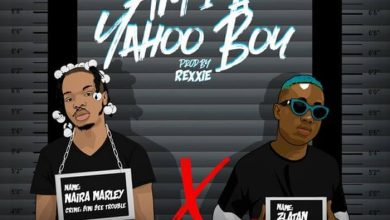 naira marley x zlatan Am I A Yahoo Boy video 390x220 - Listen: 'Am I A Yahoo Boy' by Naira Marley x Zlatan [Audio]