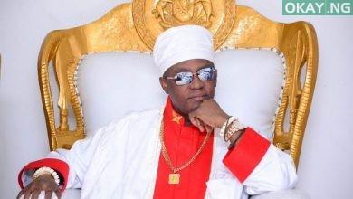 oba benin Okay ng 390x220 - Oba of Benin forbids wearing of beads in kingdom