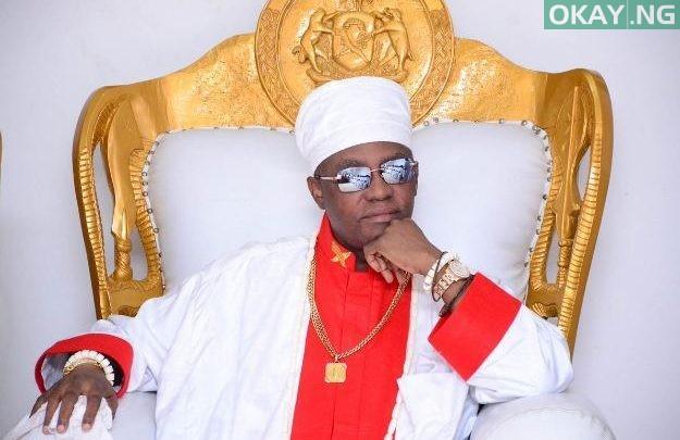Photo of Oba of Benin forbids wearing of beads in kingdom
