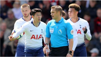 sonheungmin cropped k6rdqvpbw7it1qicljml3xa4j 390x220 - Bournemouth clinch 1-0 win against Tottenham in Premier League clash [Video]