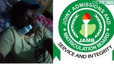 suicide 390x220 - JAMB candidate drinks 'sniper' after scoring 167 in 2019 UTME