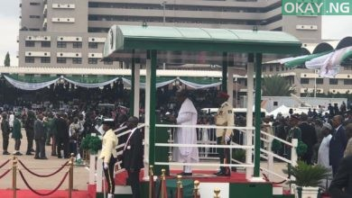 Photo of Read Full Text of President Buhari's Democracy Day Speech