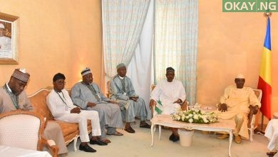 President Buhari and President Idris Deby Itno of Chad hold bilateral meeting in Makkah