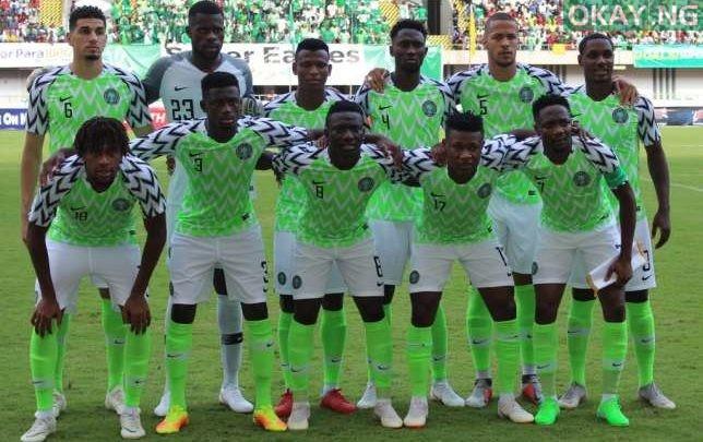 Photo of November: Nigeria move up four spots in FIFA ranking