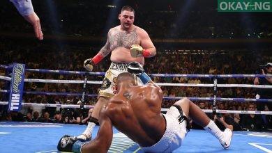 Andy Ruiz Jr beat Anthony Joshua