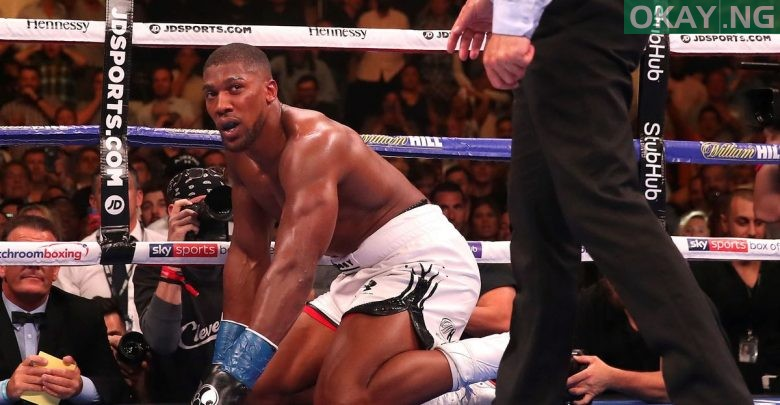Photo of 'I got beaten by a good fighter', Anthony Joshua says