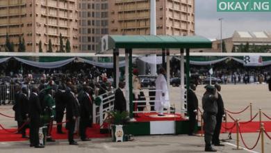 Buhari Democracy Day okay ng 390x220 - Buhari renames Abuja National Stadium after Late MKO Abiola