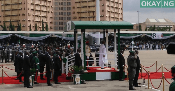 Photo of Buhari renames Abuja National Stadium after Late MKO Abiola