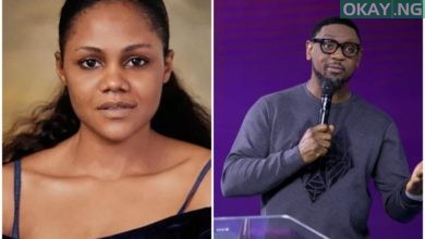 Timi Dakolo's wife accuses COZA Pastor Biodun Fatoyinbo of raping her