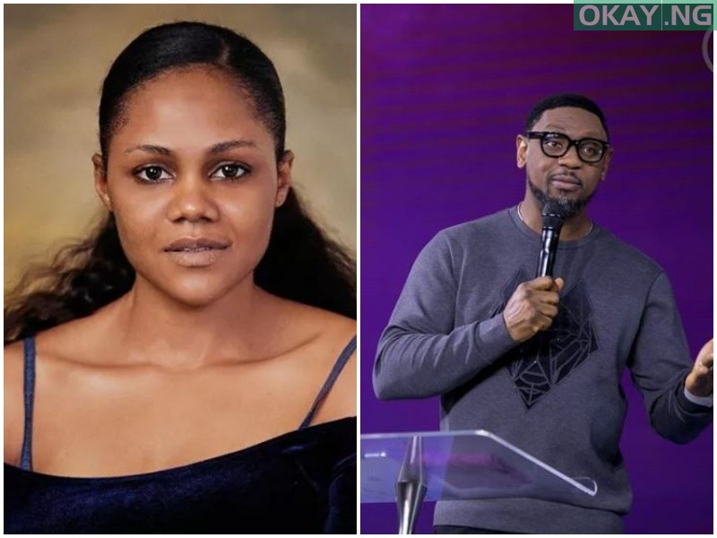 Photo of Timi Dakolo's wife accuses COZA Pastor Biodun Fatoyinbo of raping her