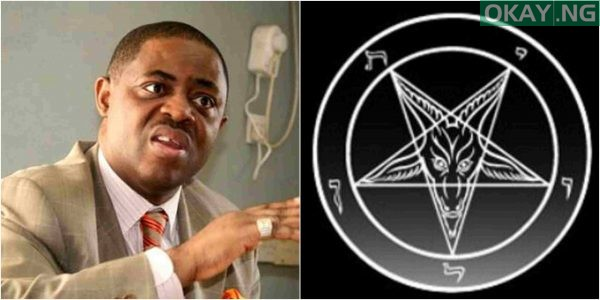 Femi Fani-Kayode and Church of Satan clash on twitter