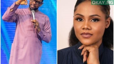 Coza pastor Busola Okay ng 390x220 - COZA Pastor Biodun Fatoyinbo finally speaks on rape allegation by Timi Dakolo's wife