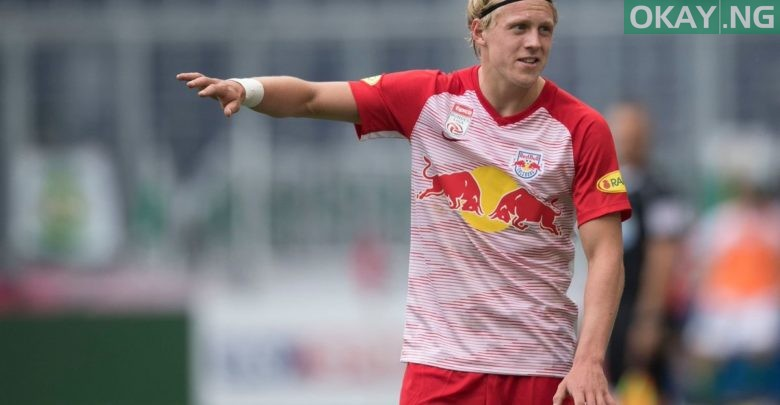 Photo of Wolfsburg complete the signing of RB Salzburgs' Schlager