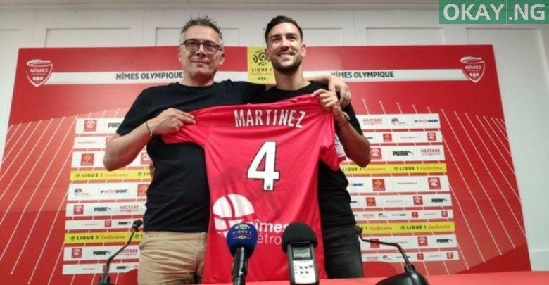 Photo of Nimes complete the signing of 30-year-old defender