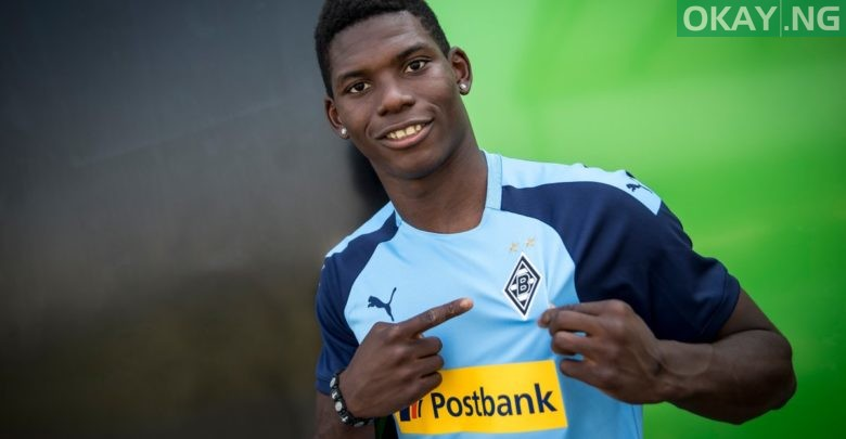 Photo of Breel Embolo joins Borussia Mönchengladbach from Schalke 04 for €10m