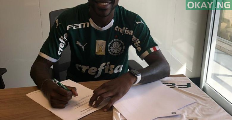 Photo of Former Chelsea Midfielder Ramires joins Brazilian club Palmeiras