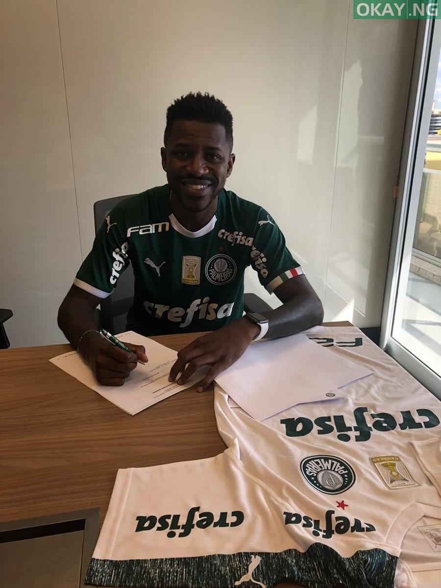D89bCk XYAY80jB - Former Chelsea Midfielder Ramires joins Brazilian club Palmeiras