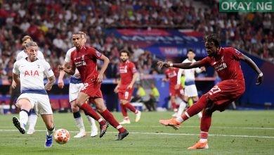 D8ARfkAXkAAKeh1 1 390x220 - Liverpool beat Tottenham Hotspur 2-0 to clinch UEFA Champions League title [Video Highlights]