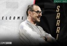 D9LyqzAXYAAEuKs 220x150 - Maurizio Sarri confirmed as Juventus new head coach