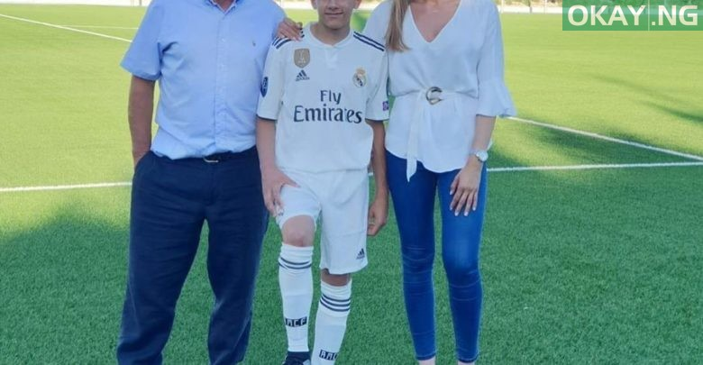 Photo of Real Madrid has completed the signing of 11-year-old attacker
