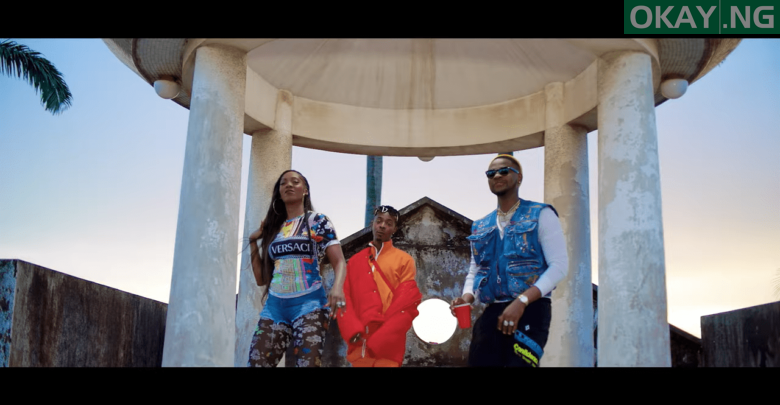 Photo of Video for Young John's Ello Baby with Tiwa Savage, Kizz Daniel is here
