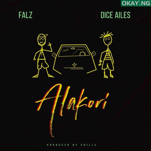 Photo of Falz enlists Dice Ailes for new song 'Alakori'