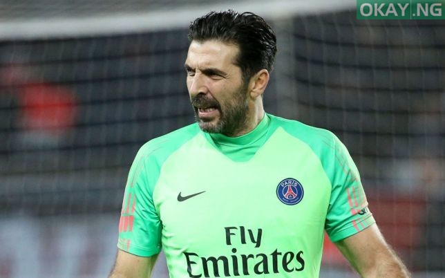 Photo of Buffon ends stay at PSG after one season